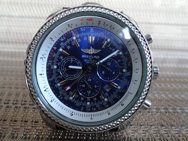 Replique Breitling Bentley regarder Crown View