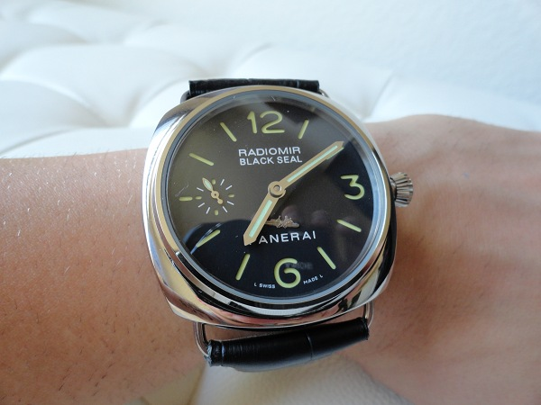 Panerai Radiomir Black Seal replique montre