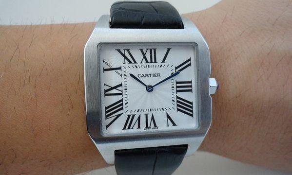 Cartier Santos-Dumont replique montre