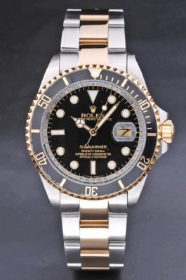 Replique Rolex Submariner montre deux tons