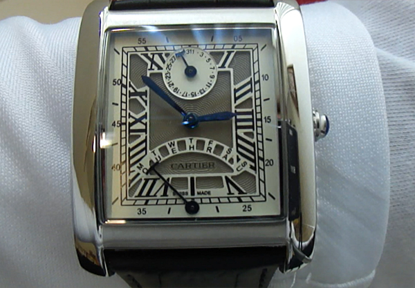 2fc33b5a21a Cartier Tank MC replique montre