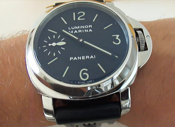 Replique Montre Panerai Luminor Marina