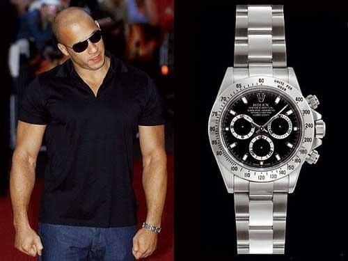 Réplique Rolex Daytona Vin Diesel