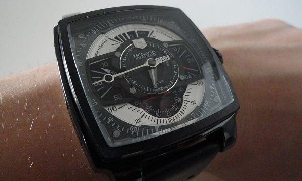 nouvelle montre TAG Heuer Monaco Mikrograph replique