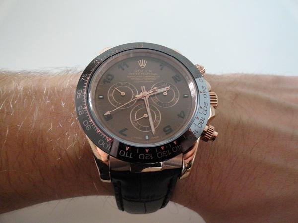 Rolex Daytona replique Sur mon petit poignet