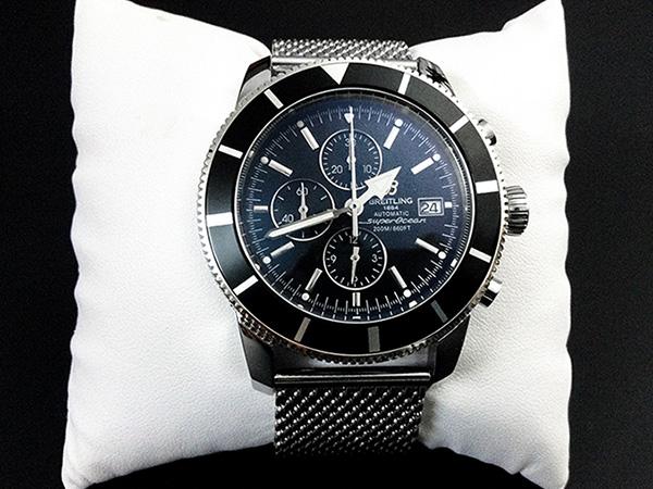 Superocean Chrono 46 avis - Breitling repliques de montres