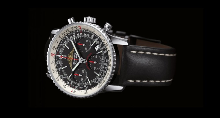 photo Side AOPA Breitling Navitimer