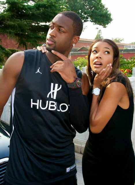 hublot dwyane wade king montre