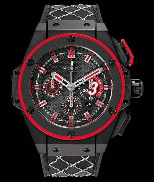 replique montre Hublot King Power Dwyane Wade
