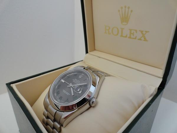 Réplique Datejust Rolex Aperçu De La Montre