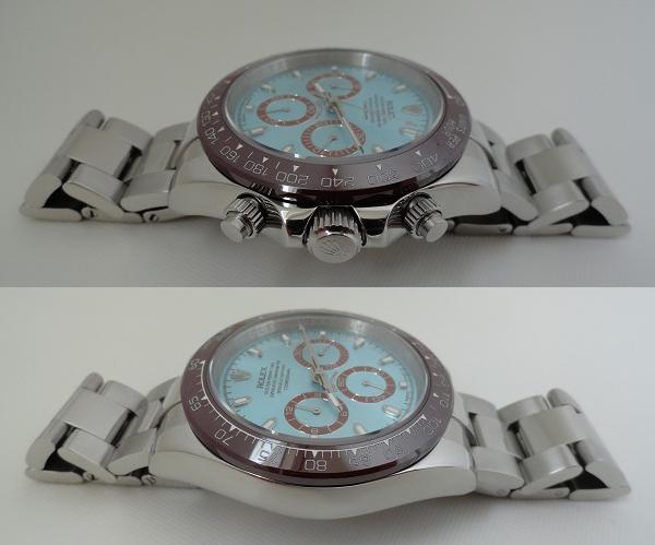 Contrefacon Rolex 50 anniversaire Voir montre Side