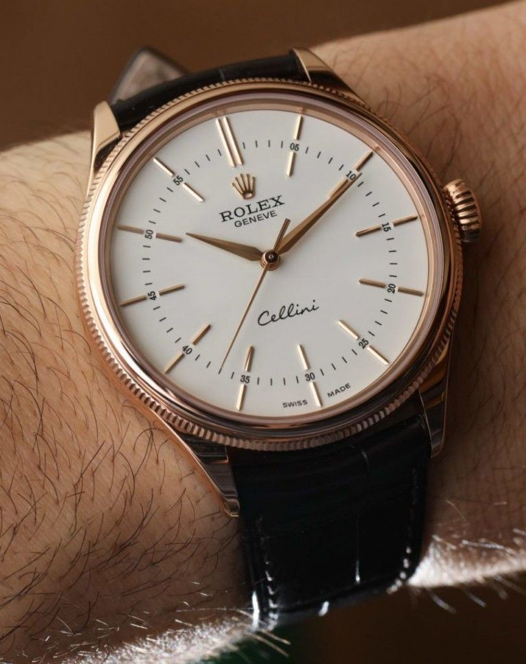 Copie Rolex Cellini Time