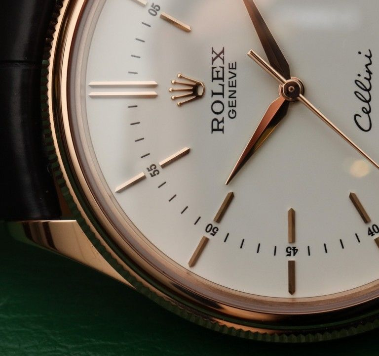 Réplique Rolex Cellini Time