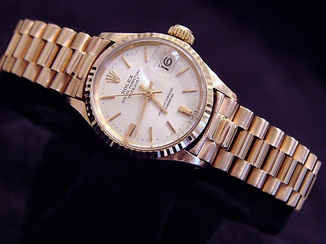 or rose faux rolex montres France