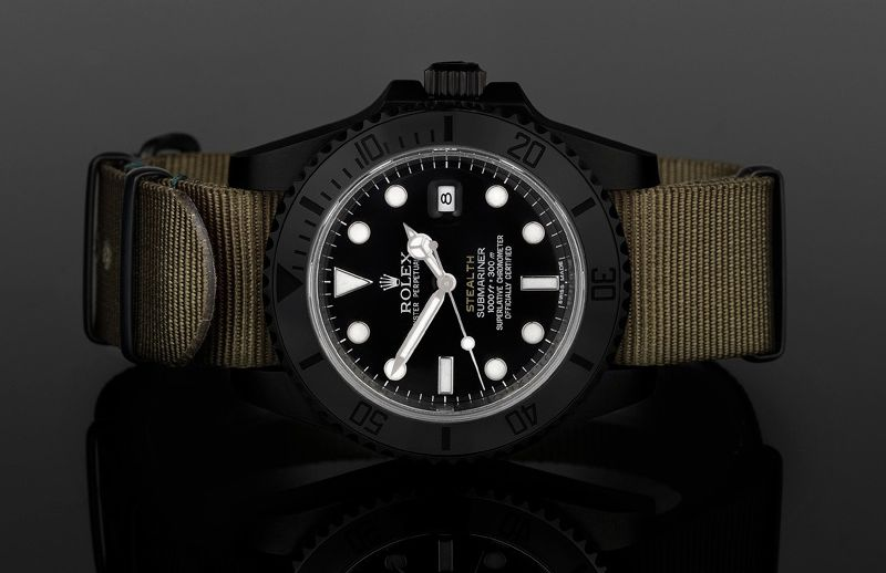 Copie Rolex Stealth Submariner