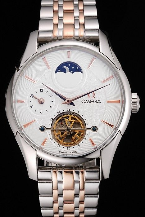 Omega De Ville Moonphase Tourbillon Replique