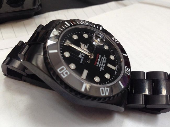 Rolex Submariner Pro Hunter Réplique De Qualité Suisse