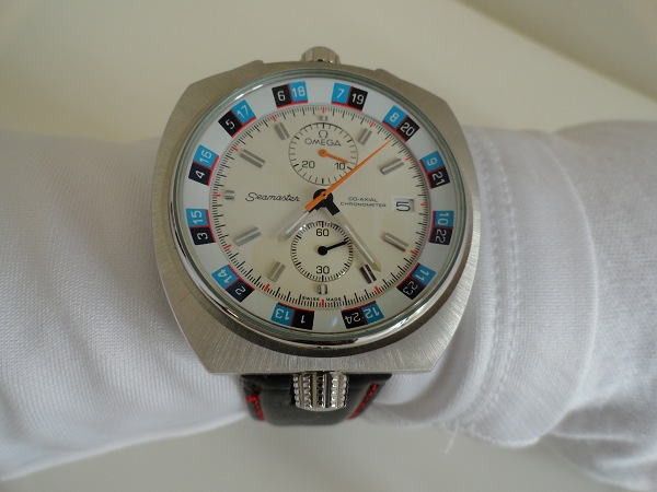 Omega Bullhead Replique Montre