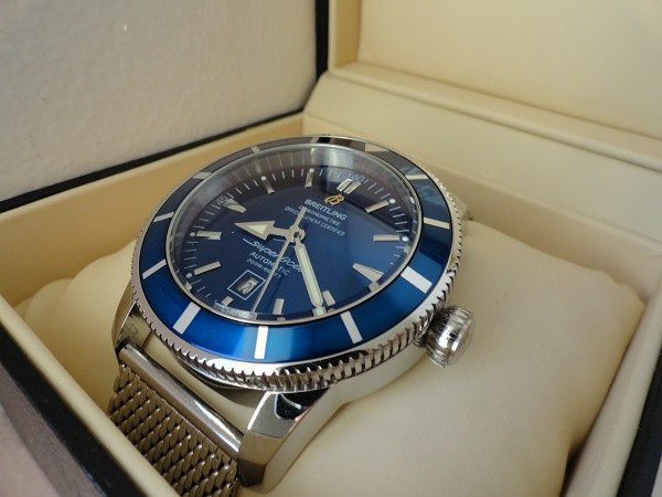 Replique Montre Breitling Superocean Heritage 46
