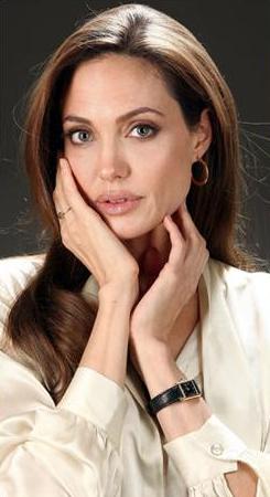 Cartier Tank MC Réplique Montres Présenté Par Angelina Jolie