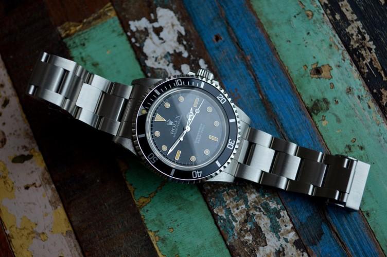 Réplique Rolex Submariner