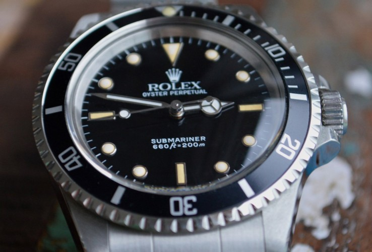 Réplique Rolex Submariner