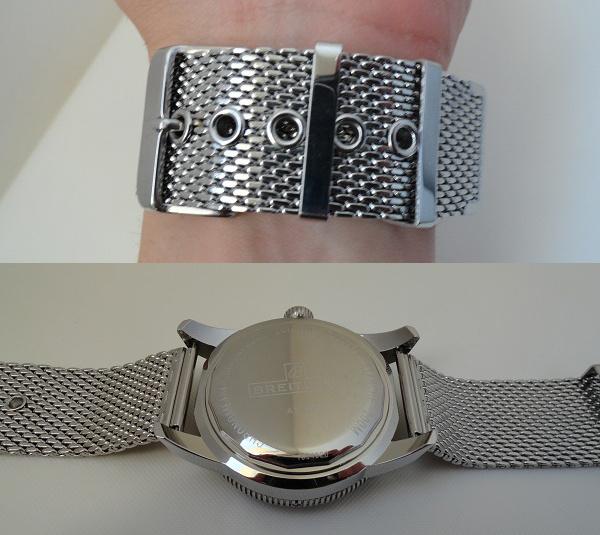 Montre Breitling Superocean Bracelet