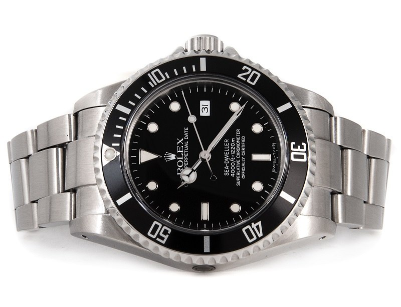 Suisse Rolex Sea Dweller Deepsea