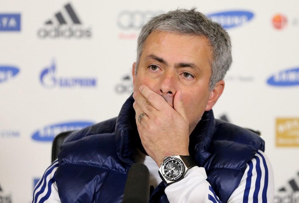Replique Hublot Montre Que José Mourinho