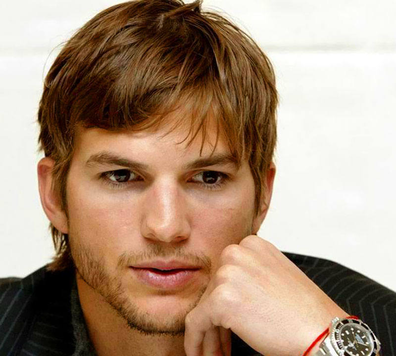 Ashton Kutcher Replique Rolex SEA DWELLER Ref 16600