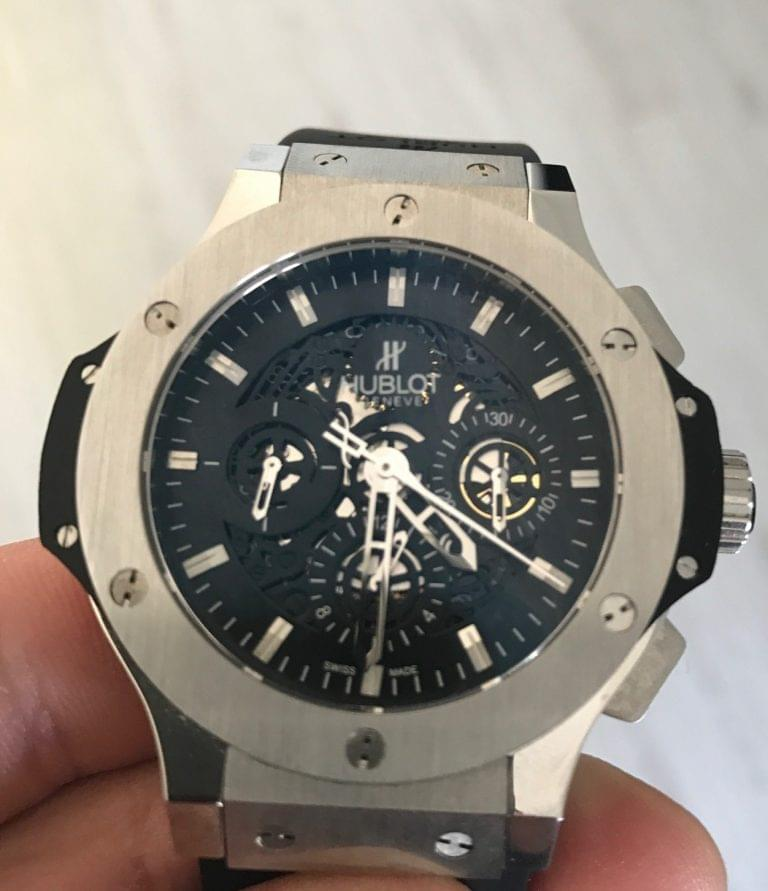 Replique Hublot Aero Bang