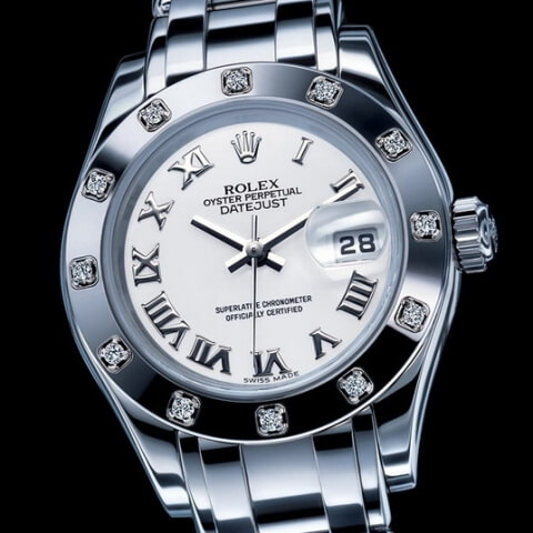 Rolex Lady Datejust Pearlmaster Pas Cher