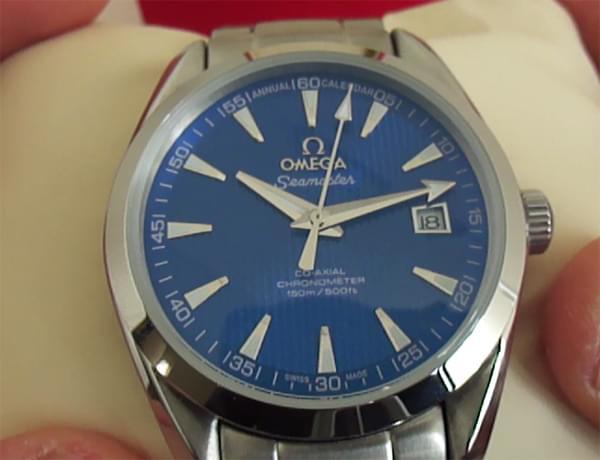 Réplique Omega Seamaster Aqua Terra
