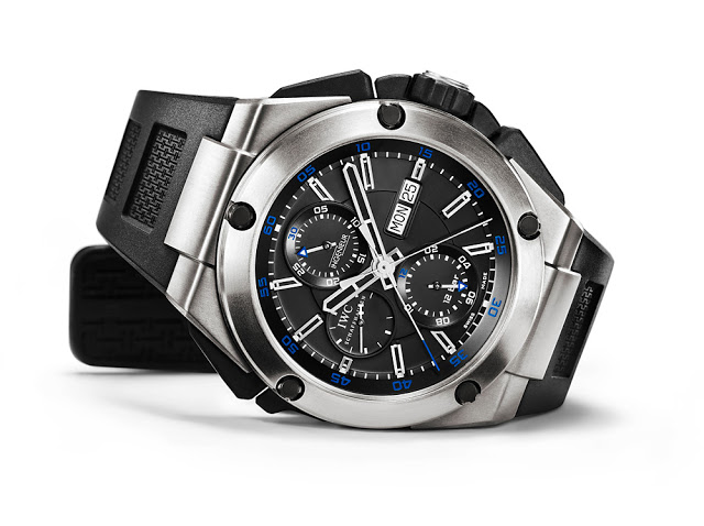 Copie Ingenieur Double Chronograph Titanium