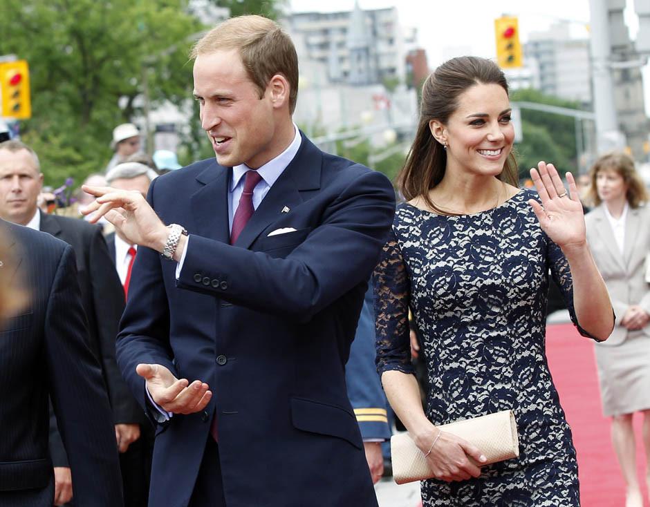 Prince William Omega