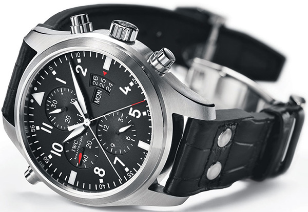 IWC Double Chronograph Copie Montre