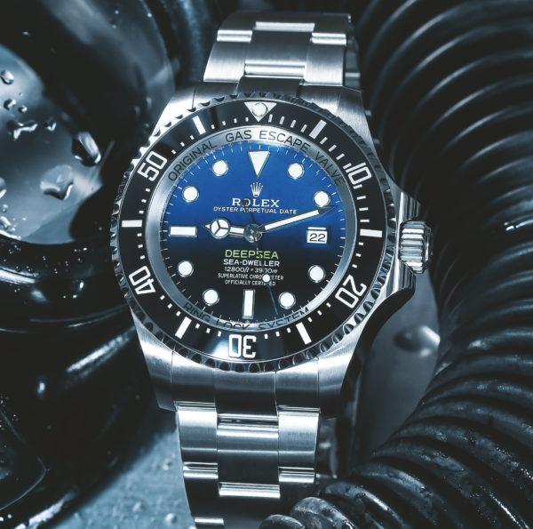 Copie Rolex Deepsea D-Blue