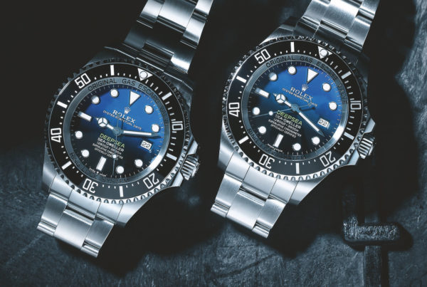 Rolex Deepsea D-Blue Copie Montre