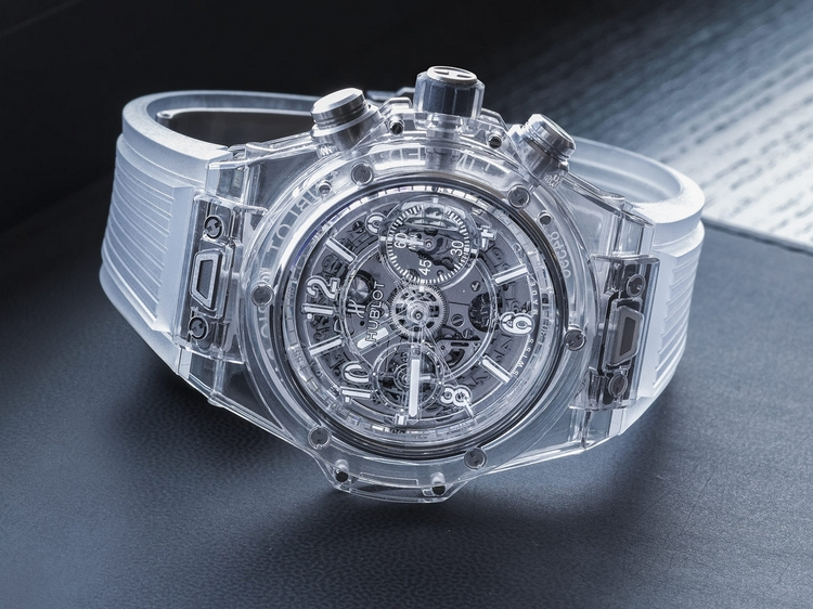 hublot big bang unico sapphire copie montre
