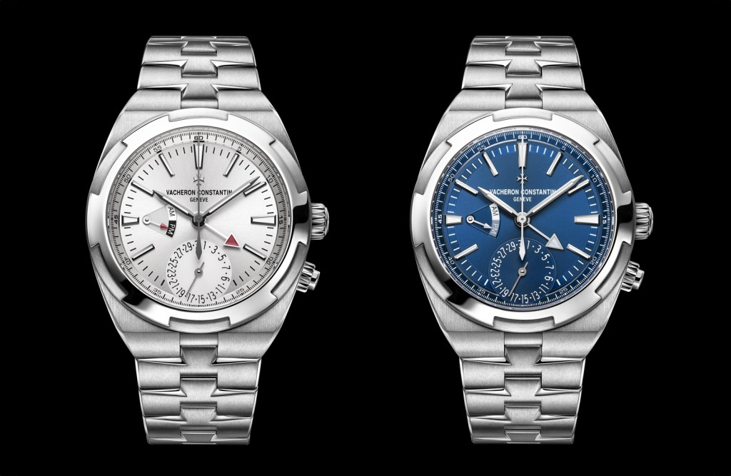 Copie Montre Vacheron Constantin Overseas Dual Time