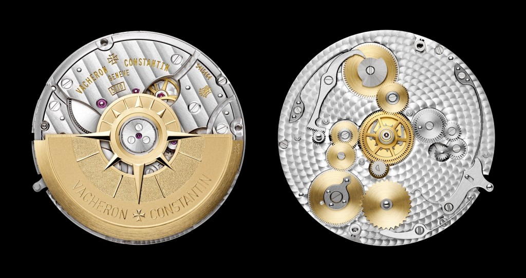 Fausse Vacheron Constantin Overseas Dual Time calibre 5110