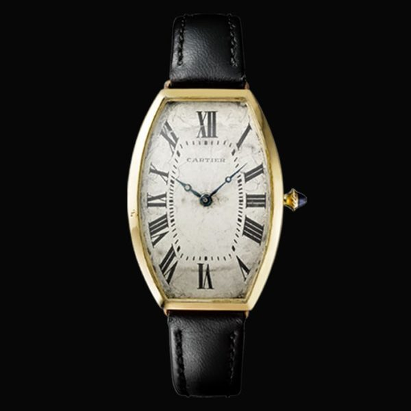 Copie Montre Cartier Tonneau