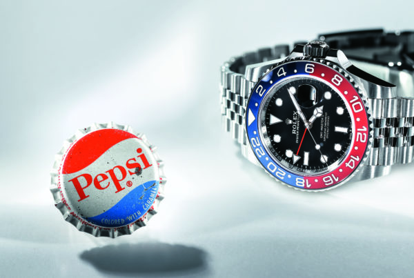 Pepsi Replique Montre Rolex