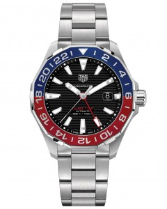Replique Tag Heuer Aquaracer GMT Batman