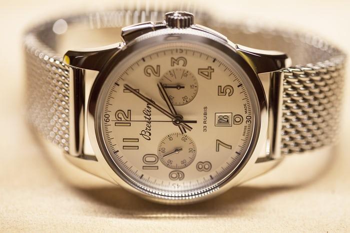 Réplique Breitling Transocean Chronograph 1915 Monopusher