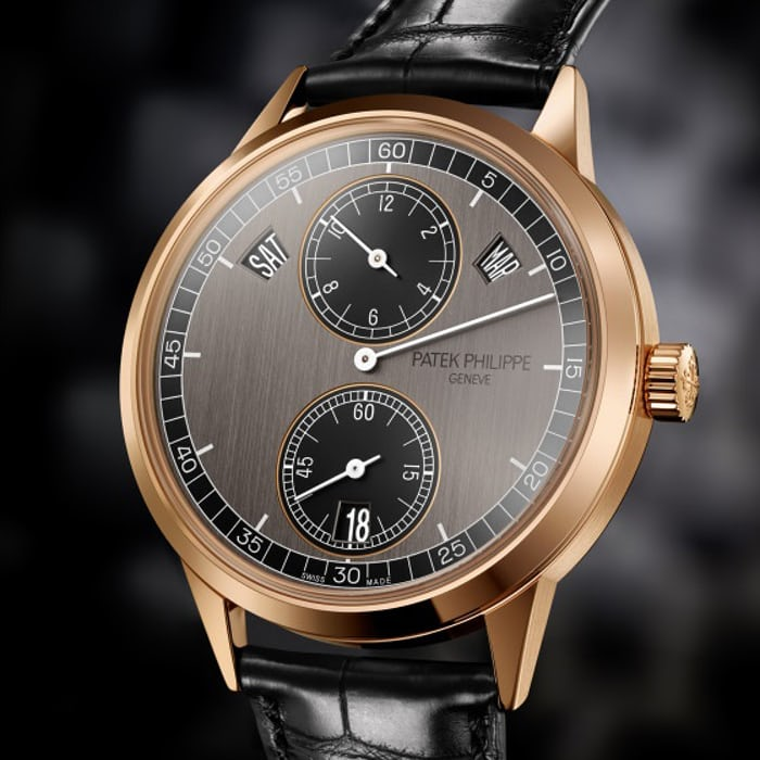 Réplique Patek Philippe Ref.5235R Annual Calendar Regulator