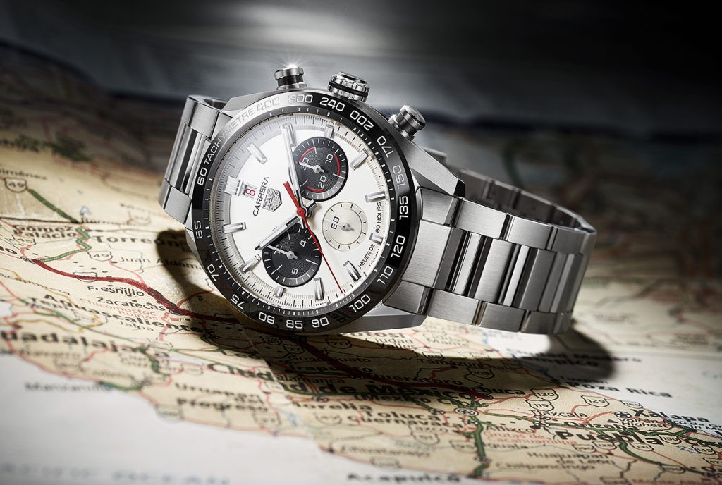 Replique Montre TAG Heuer Carrera Sport Chronograph édition spéciale