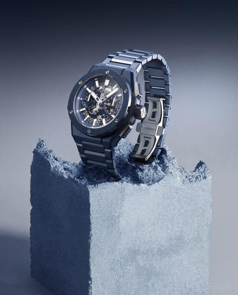 Replique Big Bang Integral Ceramic Bleue