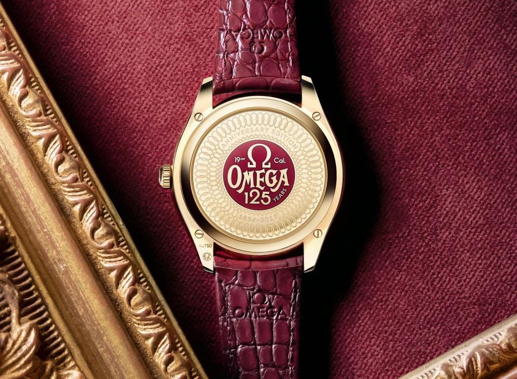 Replique-Omega-De-Ville-Trésor-125th-Anniversary