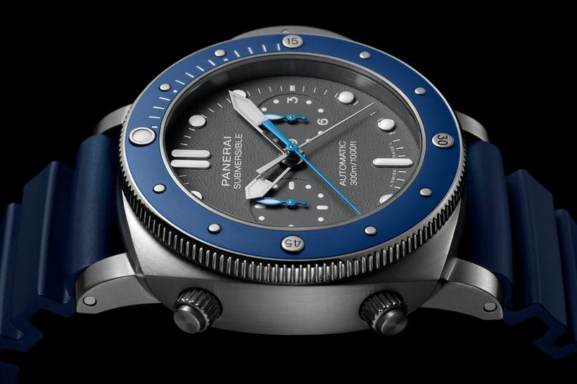 Replique Panerai Submersible Chrono Guillaume Nery Edition 47mm